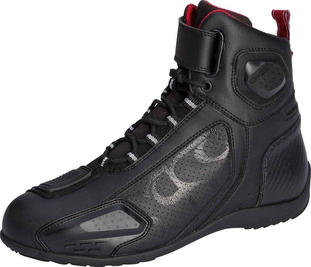 IXS X-Sport RS-400 K Chaussures de moto Noir taille : 47