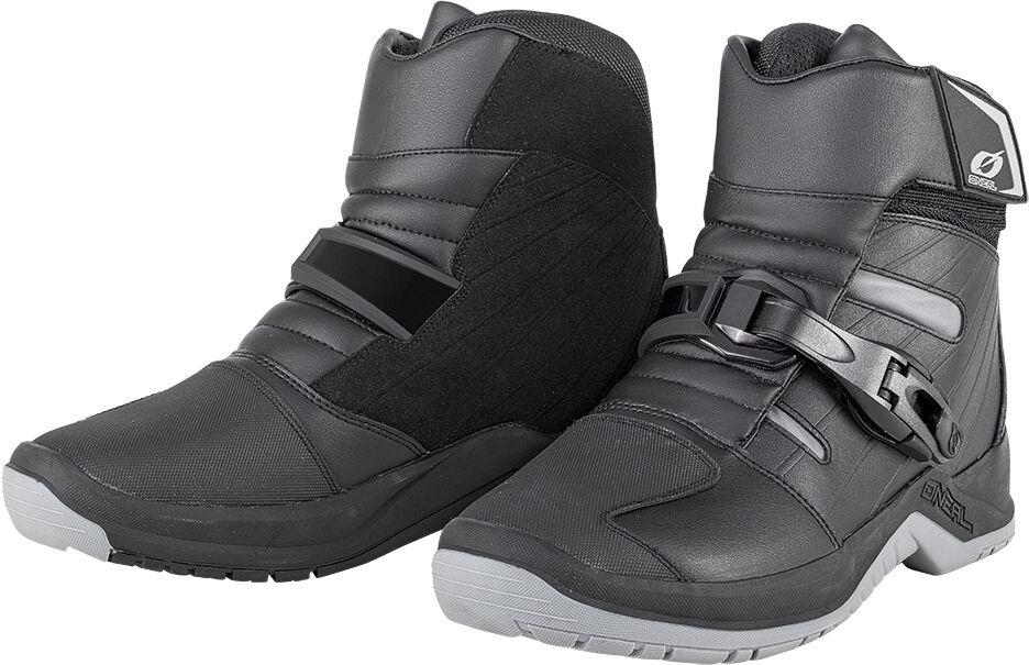 Oneal RMX Shorty Bottes de motocross Noir taille : 43