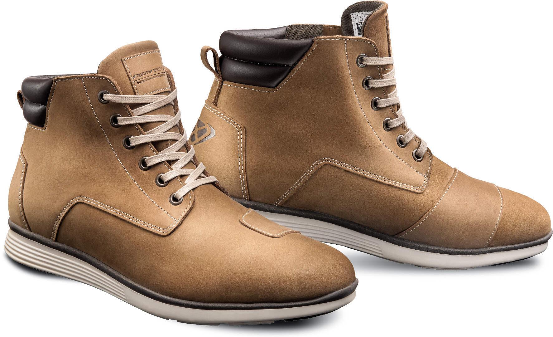 Ixon Akron Chaussures de moto Brun taille : 40