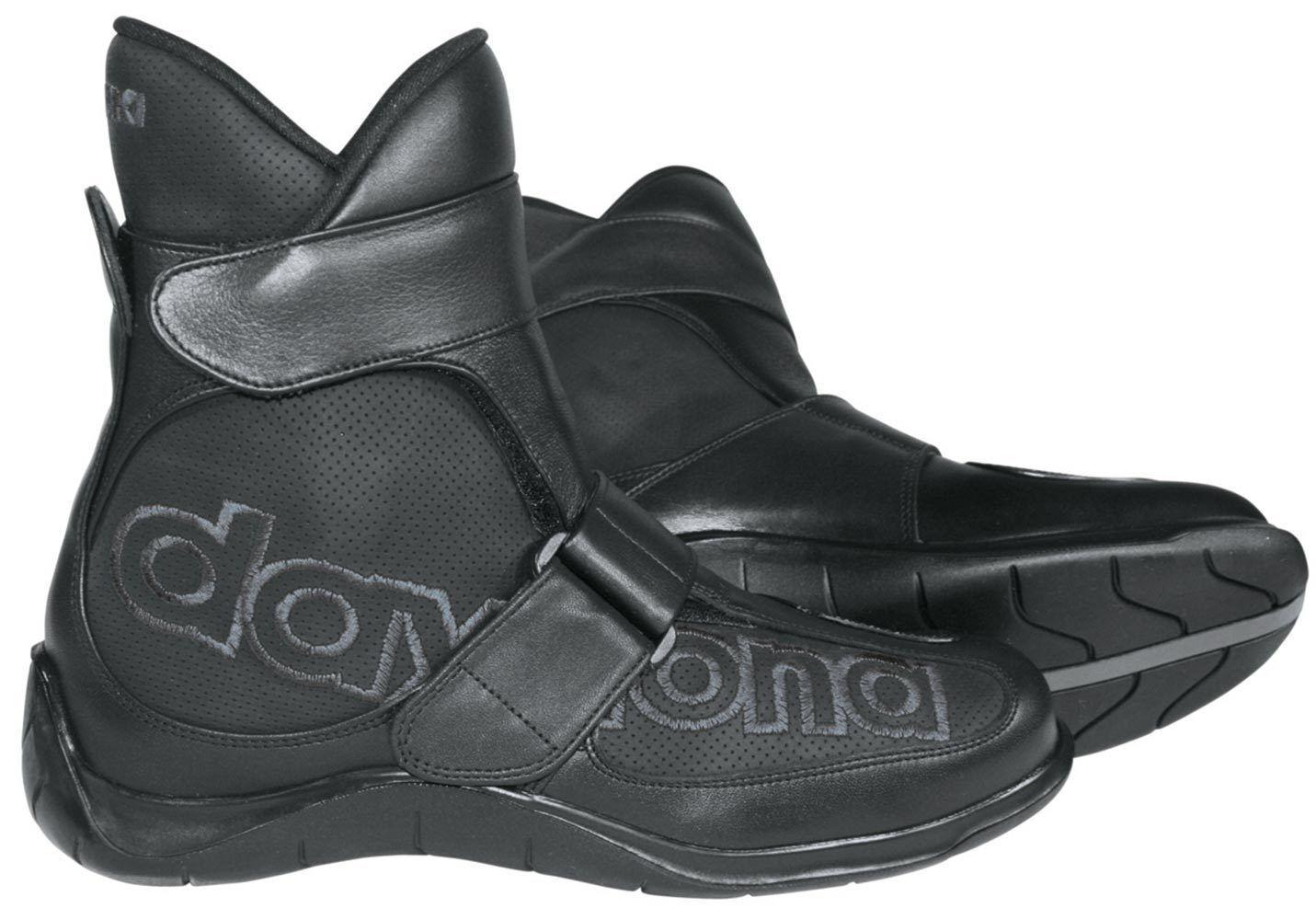Daytona Shorty Chaussures de moto Noir taille : 42