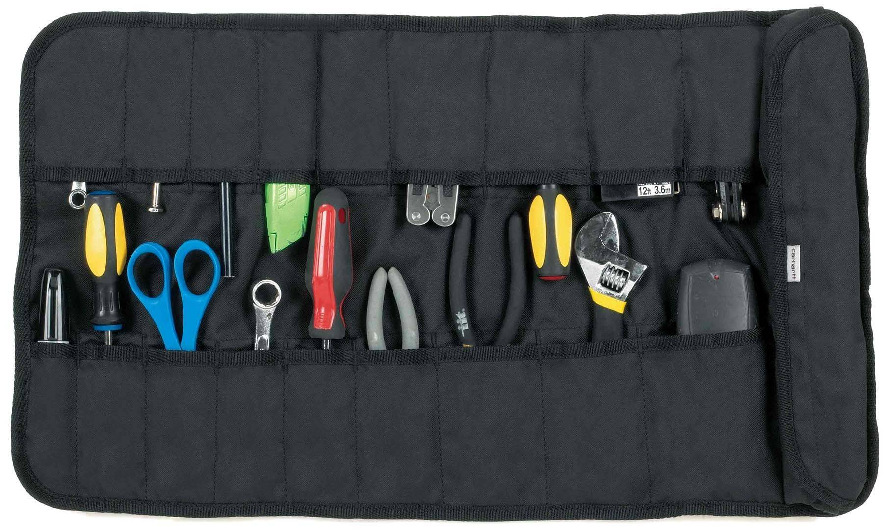 Carhartt Legacy Tool Roll Rouleau d'outils Noir taille : unique taille