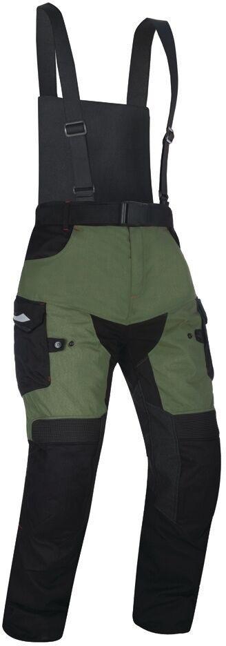 Oxford Montreal 3.0 Pantalon textile de moto Vert Multicolore taille : L