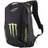 Alpinestars Monster Marauder sac à dos Noir Vert unique taille