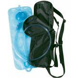Shot Sac d'eau et sac de dos en nylon Noir 0-5l