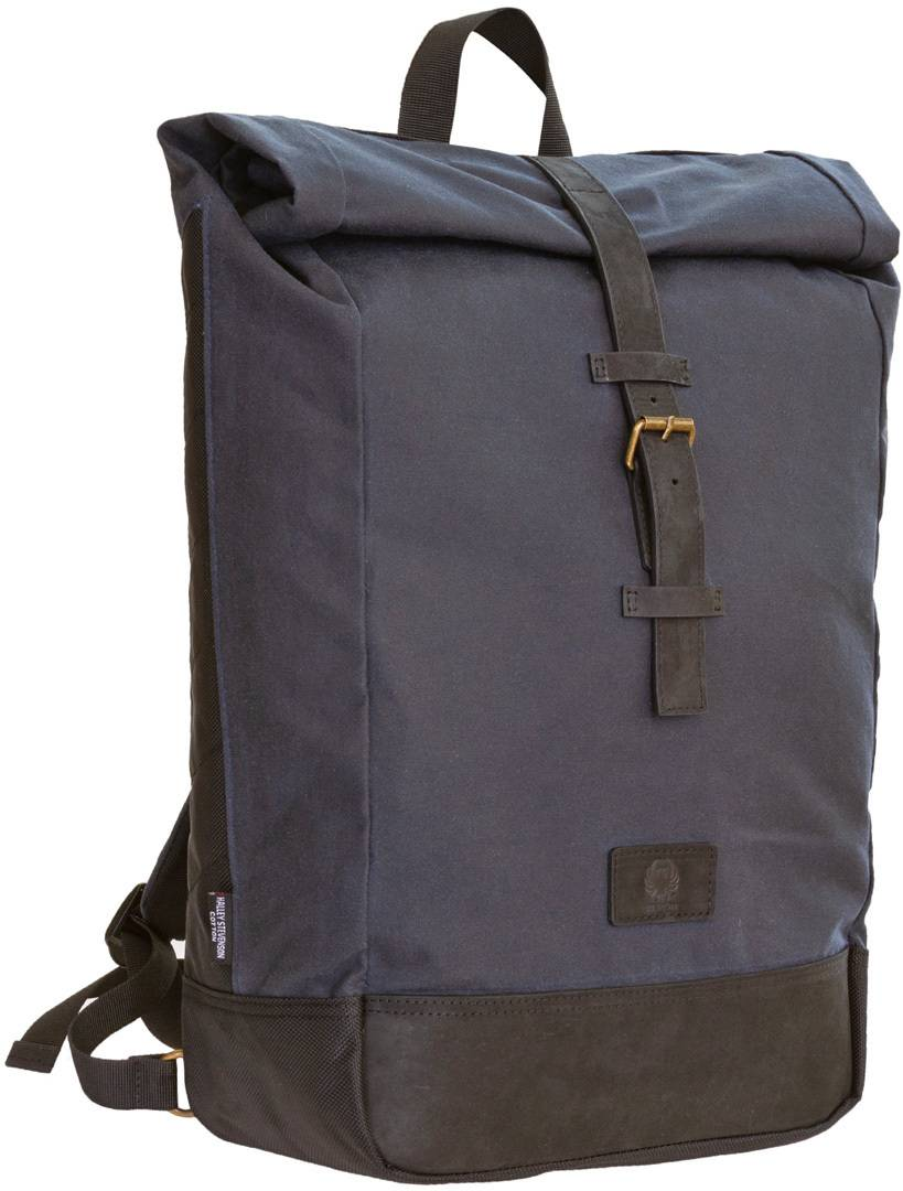 Merlin Yarnfield Roll Top Sac à dos Bleu 11-20l