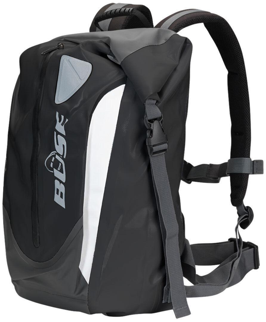 Büse 90822 Imperméable à l'eau sac à dos 30 litres Noir Gris taille : unique taille
