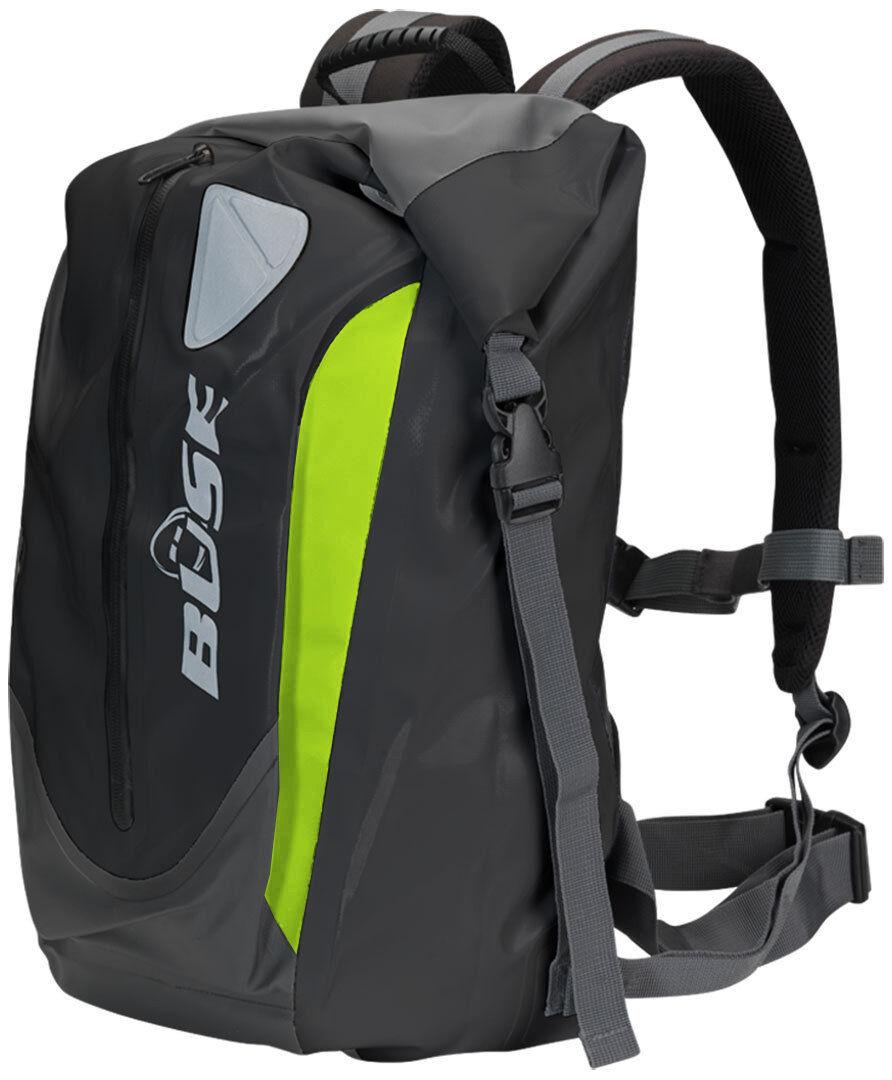 Büse 90822 Imperméable à l'eau sac à dos 30 litres Noir Jaune taille : unique taille