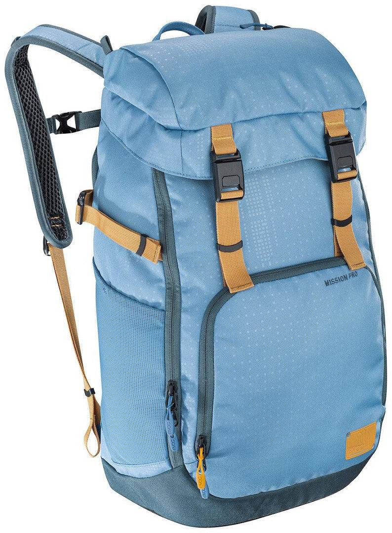 Evoc Mission Pro 28L Backpack Turquoise Bleu taille : 21-30l
