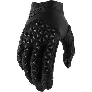 100% Airmatic Youth Gloves Gants pour les jeunes Noir taille : XL - Publicité