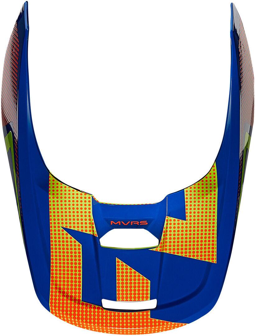 FOX V1 Oktiv Pic casque de jeunesse Bleu taille : unique taille