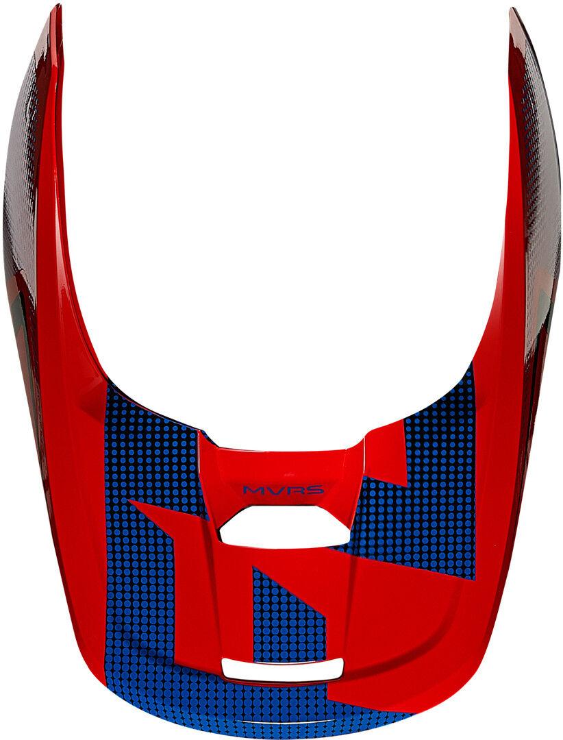 FOX V1 Oktiv Pic casque de jeunesse Rouge taille : unique taille