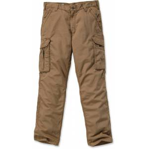Carhartt Force Tappen Cargo Jeans/Pantalons Brun taille : 34