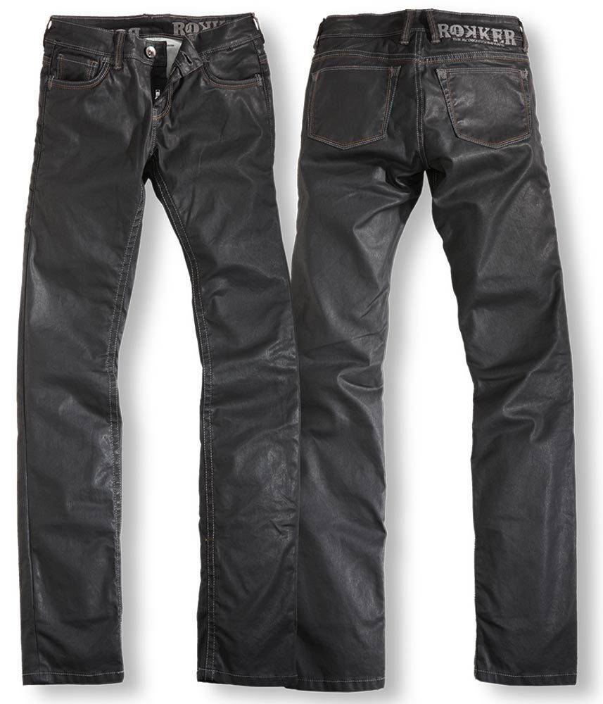 Rokker The Diva Jeans Lady Noir taille :
