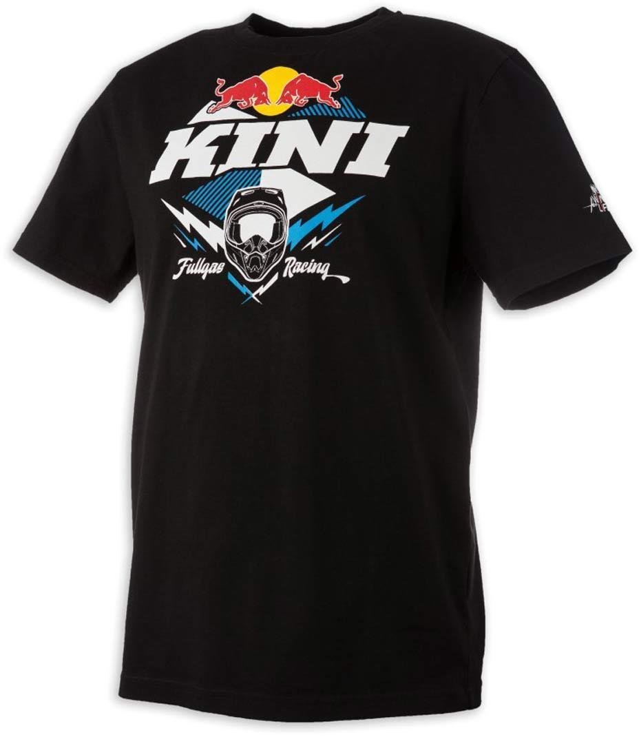 Kini Red Bull Armor T-shirt Noir taille : M