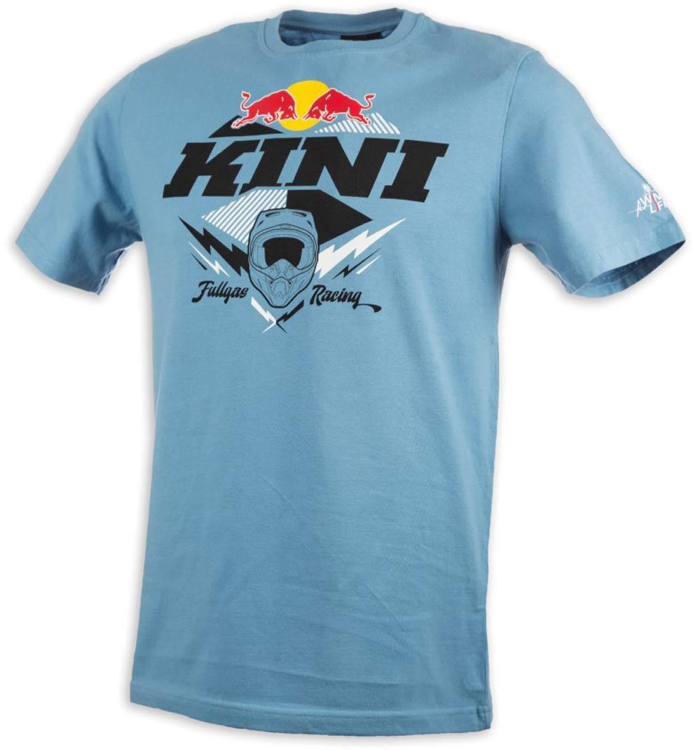 Kini Red Bull Armor T-shirt Bleu taille : S