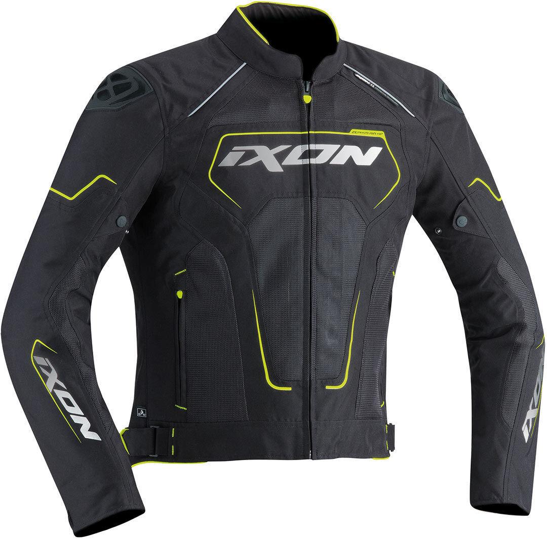 Ixon Zephyr Air HP Veste textile Noir Jaune taille : XL