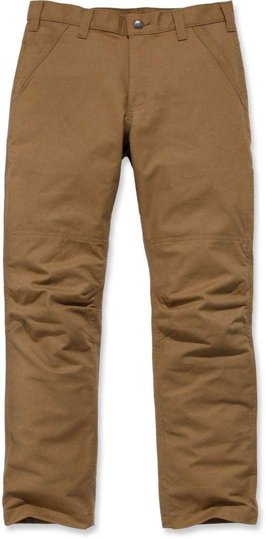 Carhartt Full Swing Cryder Dungaree Jeans/Pantalons Brun taille : 34