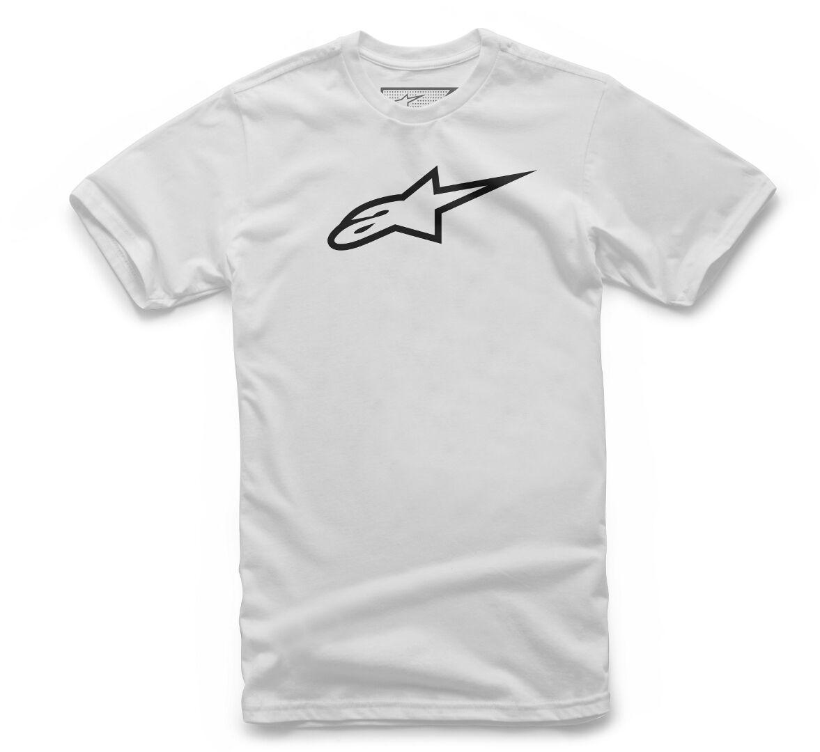 Alpinestars Ageless Tee T-Shirt enfants Noir Blanc taille : M