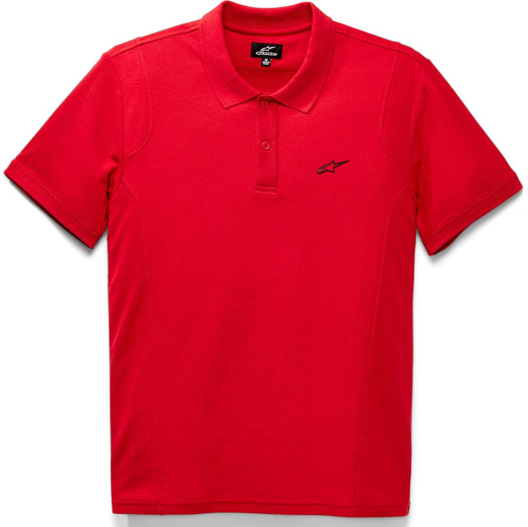 Alpinestars Capital Polo Rouge taille : S