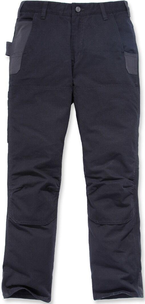 Carhartt Full Swing Steel Double Front Jeans/Pantalons Noir taille : 42