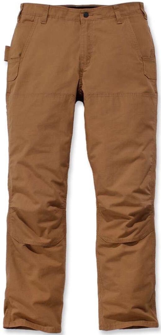 Carhartt Full Swing Steel Double Front Jeans/Pantalons Brun taille : 42