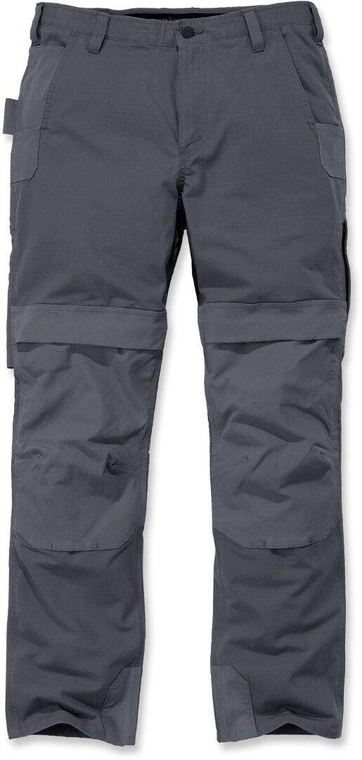 Carhartt Full Swing Steel Multi Pocket Jeans/Pantalons Noir Gris taille : 42