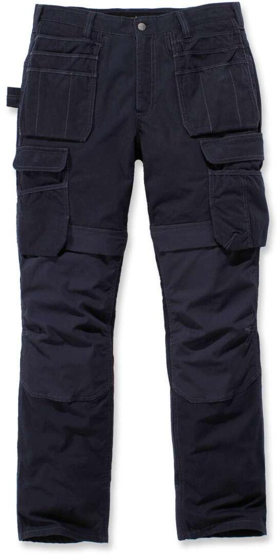 Carhartt Emea Full Swing Multi Pocket pantalon Bleu taille : 34