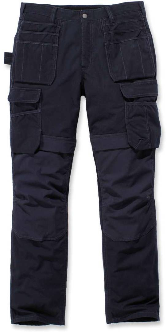 Carhartt Emea Full Swing Multi Pocket pantalon Bleu taille : 34