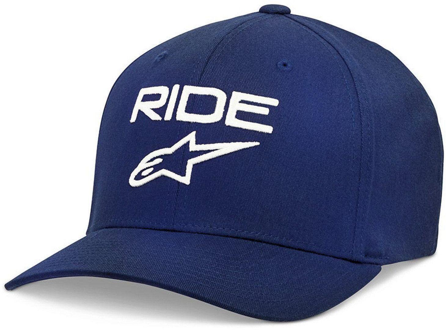 Alpinestars Ride 2.0 Cap Blanc Bleu taille : 2XL 3XL