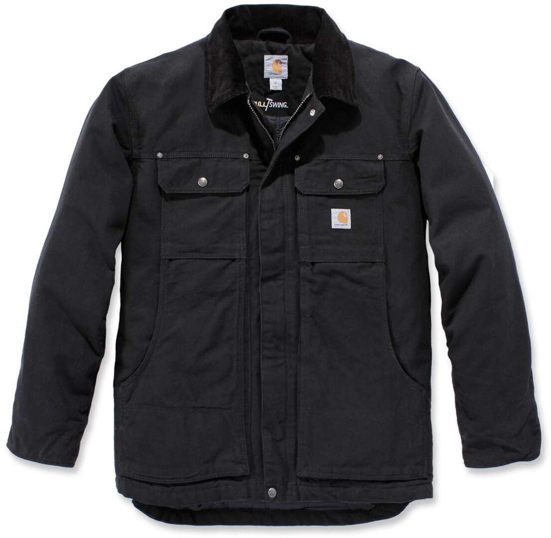 Carhartt Full Swing Traditional Coat veste Noir taille : S