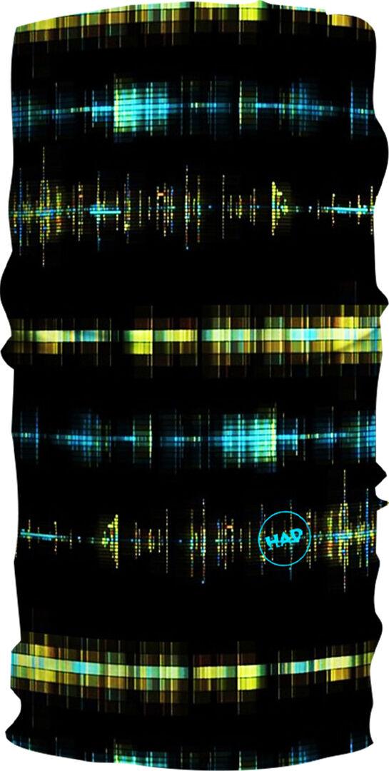 HAD H.A.D. Frequency Casque multifonctionnel Noir Jaune taille : unique taille