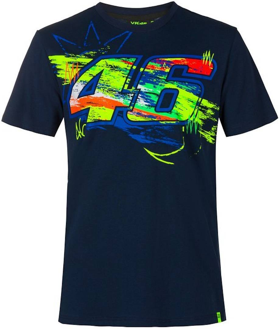 VR46 Winter Test T-Shirt Bleu taille : XS