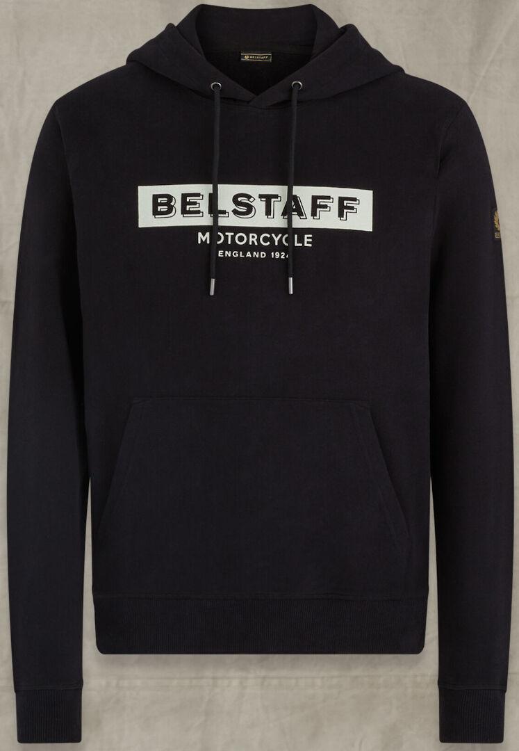 Belstaff Lister Capuche Noir taille : 2XL