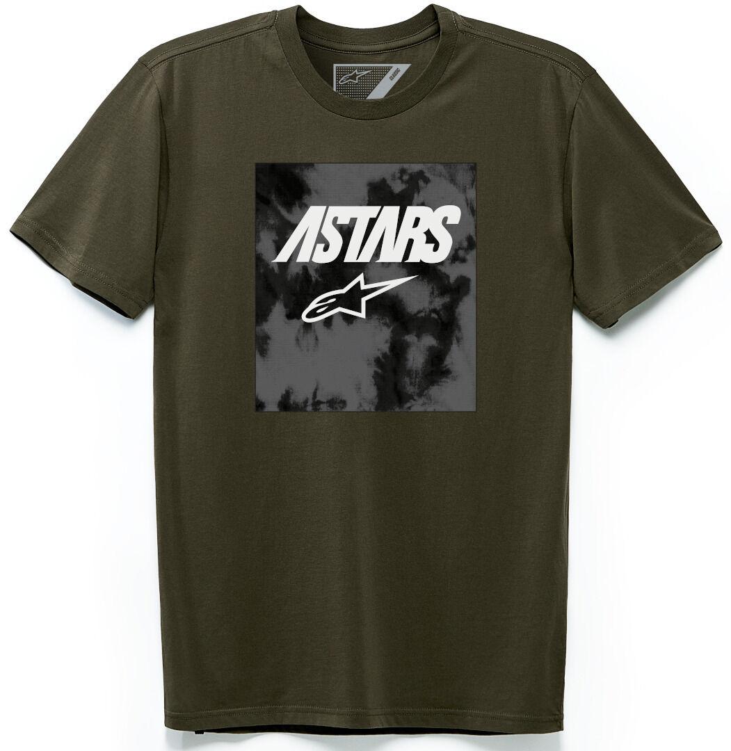 Alpinestars Smoke T-Shirt Vert taille : 2XL