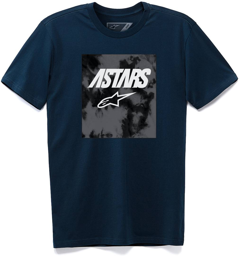 Alpinestars Smoke T-Shirt Bleu taille : 2XL