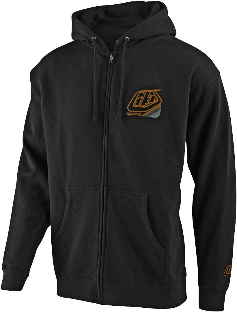Troy Lee Designs Mix Zip Hoodie Noir taille : M