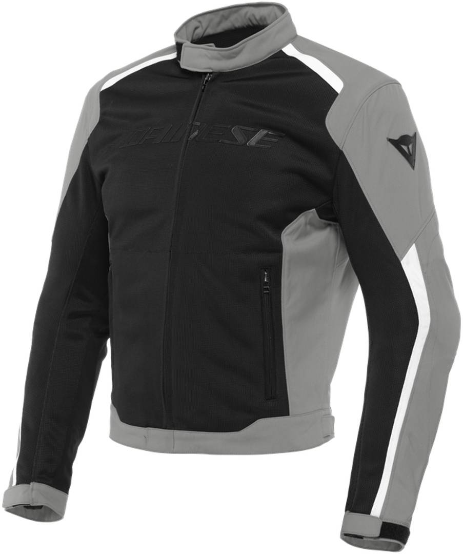 Dainese Hydraflux 2 Air D-Dry Veste textile moto Noir Gris taille : 48