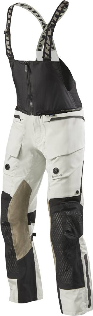 Revit Dominator 3 GTX Pantalon textile moto Noir Blanc taille : 2XL