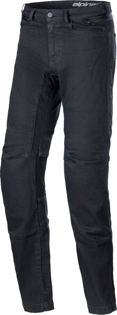 Alpinestars Compass Pro Pantalon textile moto Noir taille : 36