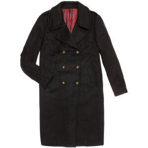 Blauer USA 1377 Manteau des dames Noir taille : M - Publicité