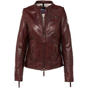 Blauer USA 1459 Veste en cuir de dames Brun taille : XS - Publicité
