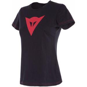 Dainese Demon T-Shirt dames Noir Rouge taille : M - Publicité