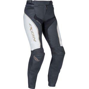 Ixon Trinity Pantalon de moto dames Noir Blanc taille : M