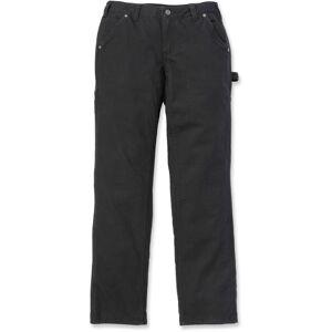 Carhartt Original Fit Crawford Pantalons femmes Noir taille : 44 45 - Publicité
