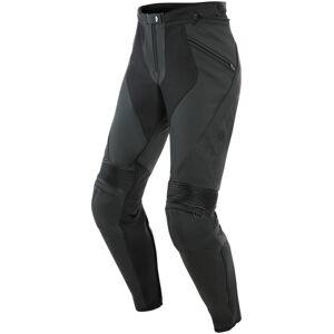 Dainese Pony 3 Pantalon en cuir de moto dames Noir taille : 48 - Publicité