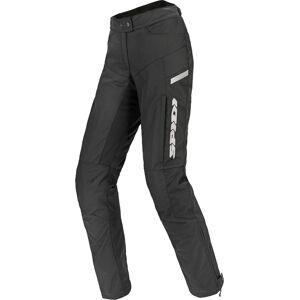 Spidi Voyager H2Out Pantalon Textil de moto de dames Noir Blanc taille : XL - Publicité