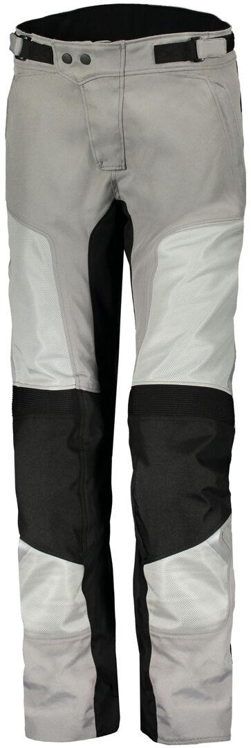 Scott Summer VTD Dames de moto pantalon Textile Noir Gris taille : 38