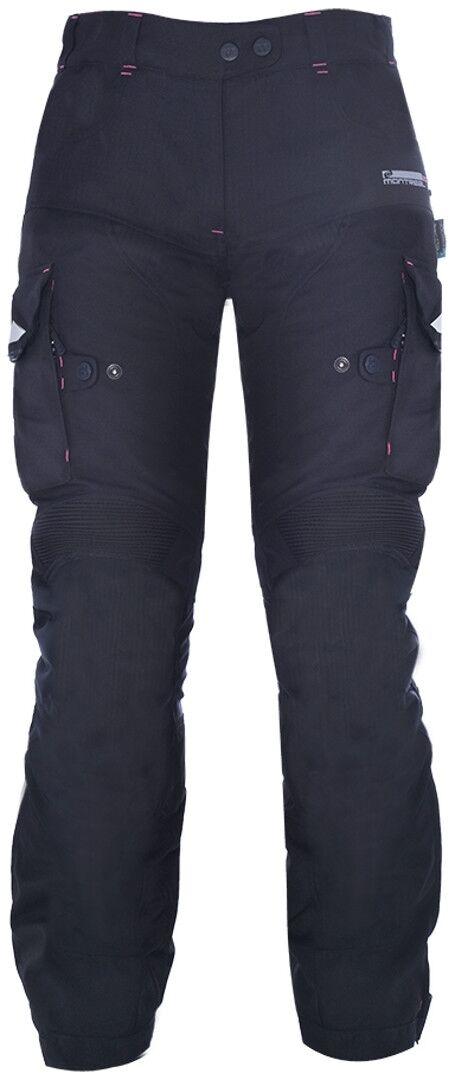 Oxford Montreal 2.0 Pantalon textile de moto dames Noir taille : XS