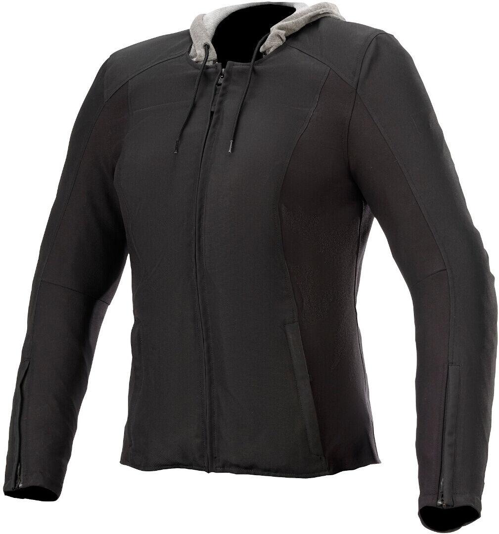 Alpinestars Bond Veste textile de moto de dames Noir taille : 2XL