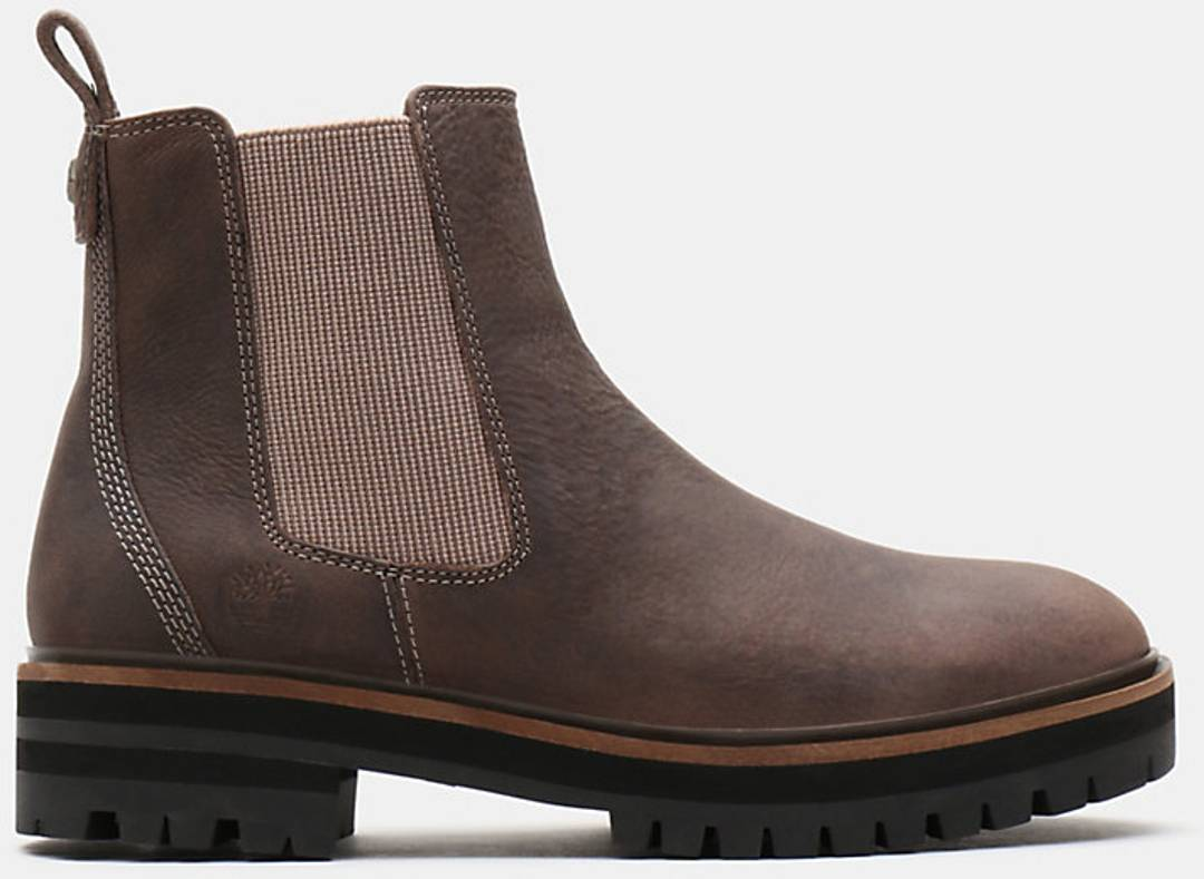 Timberland London Square Chelsea Bottes pour dames Gris taille : 39